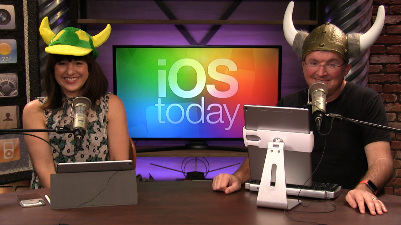 iOS Today 392 The Perfect iPad Set Up | TWiT.TV