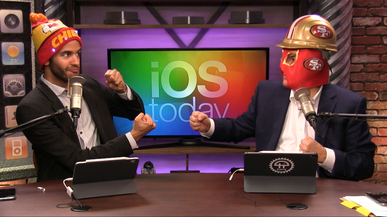 iOS Today 483 Celebrate the Big Game With iOS   TWiT.TV