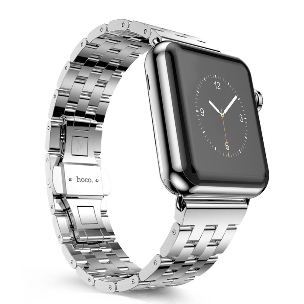 Apple Watch third party metal stainless steel bracelet