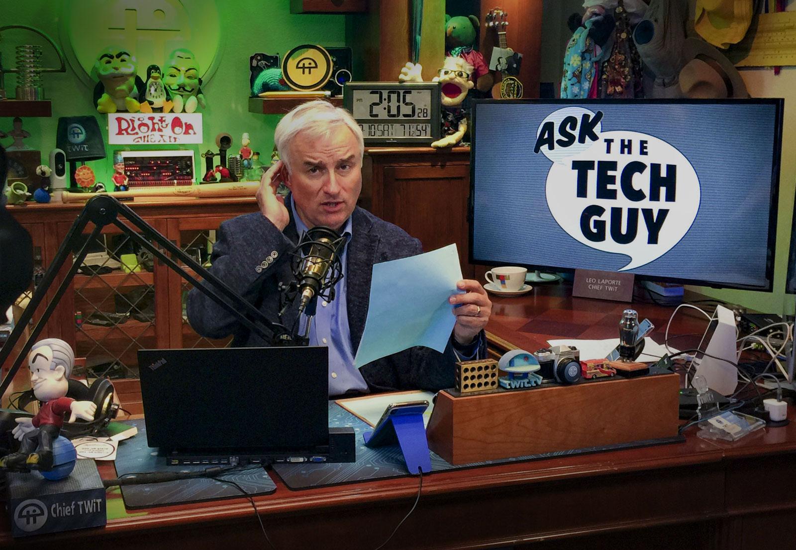 Leo Laporte - Ask The Tech Guy