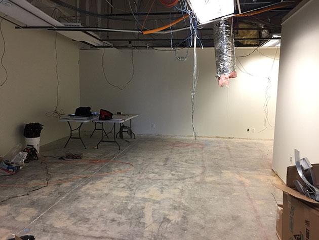 Eastside Studio- Editor Area