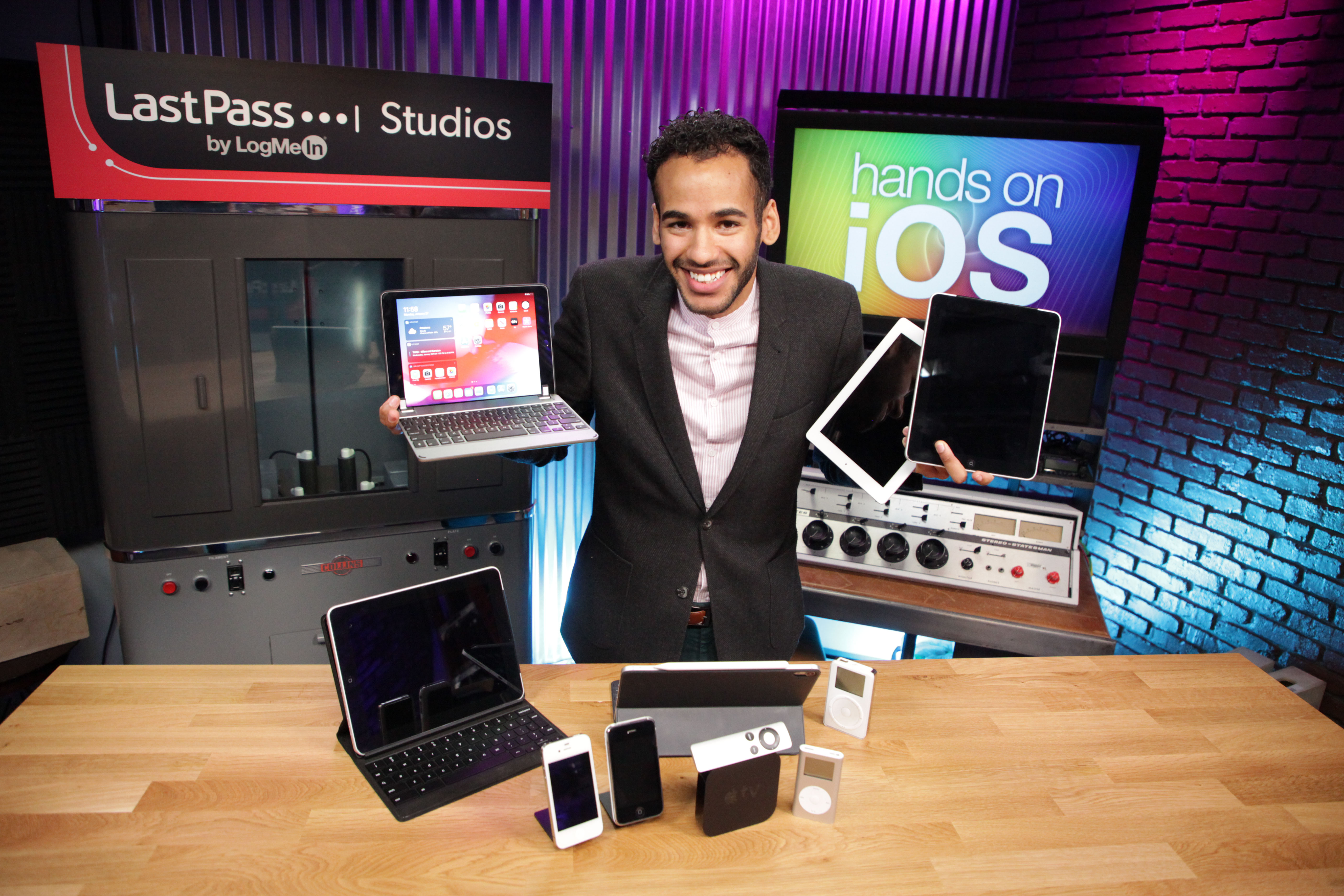 Hands-On iOS host Mikah Sargent