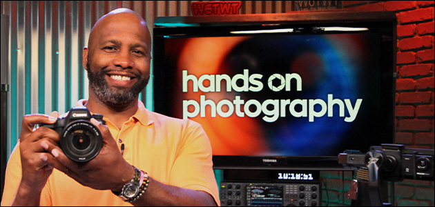 Ant Pruitt - Hands on Photography