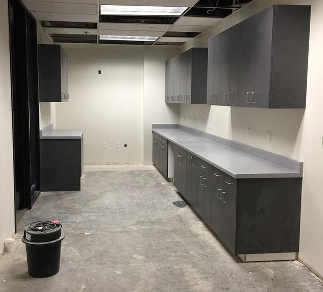 Eastside Studio- Kitchen