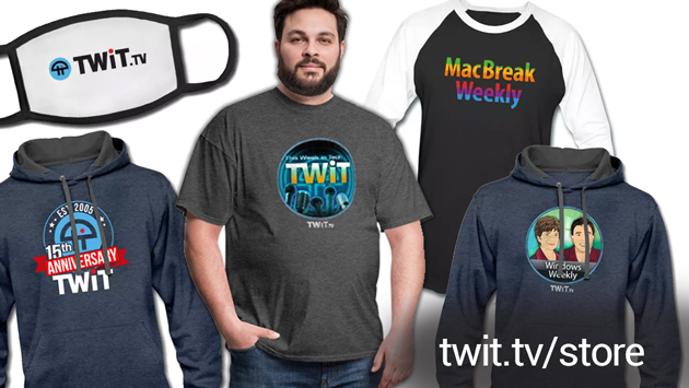 The new TWiT Store