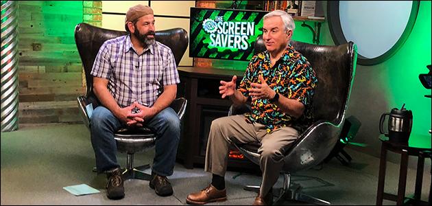 The New Screen Savers on hiatus