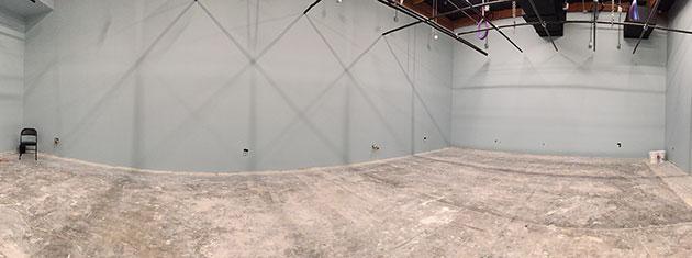 Eastside Studio- pano