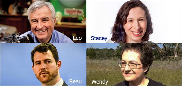 SXSW TWiT Panel