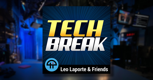 Subscribe to Tech Break for tech updates as they happen