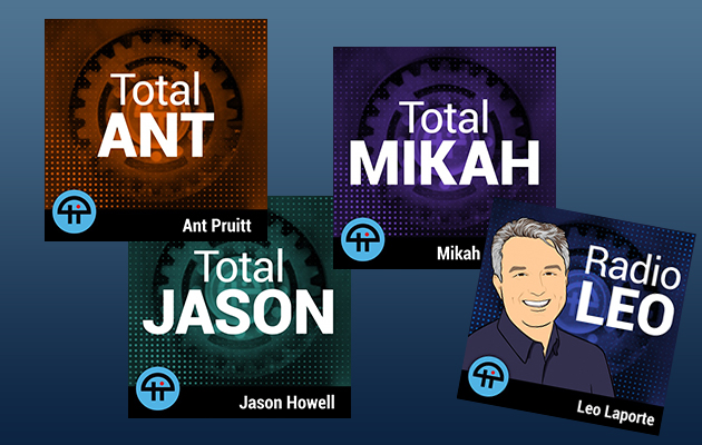 Total Jason Total Mikah Total Ant feeds launch