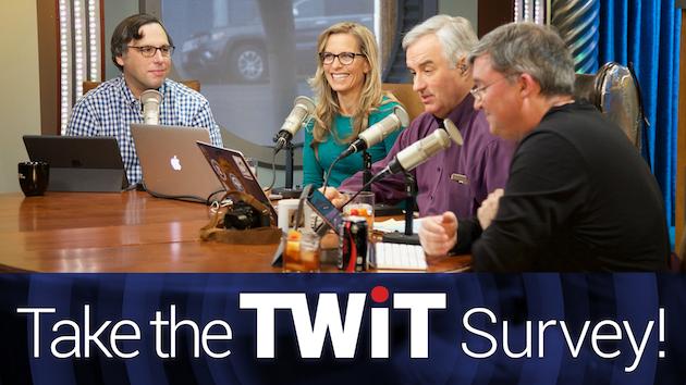 Take the TWiT Survey