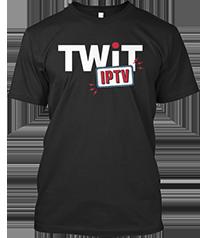 2016 TWiT World Tour t-shirt
