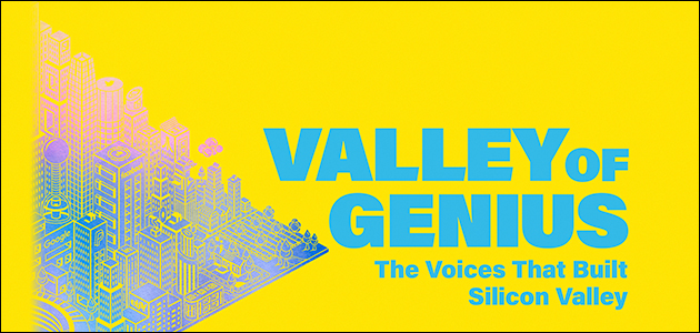 Valley of Genius podcast