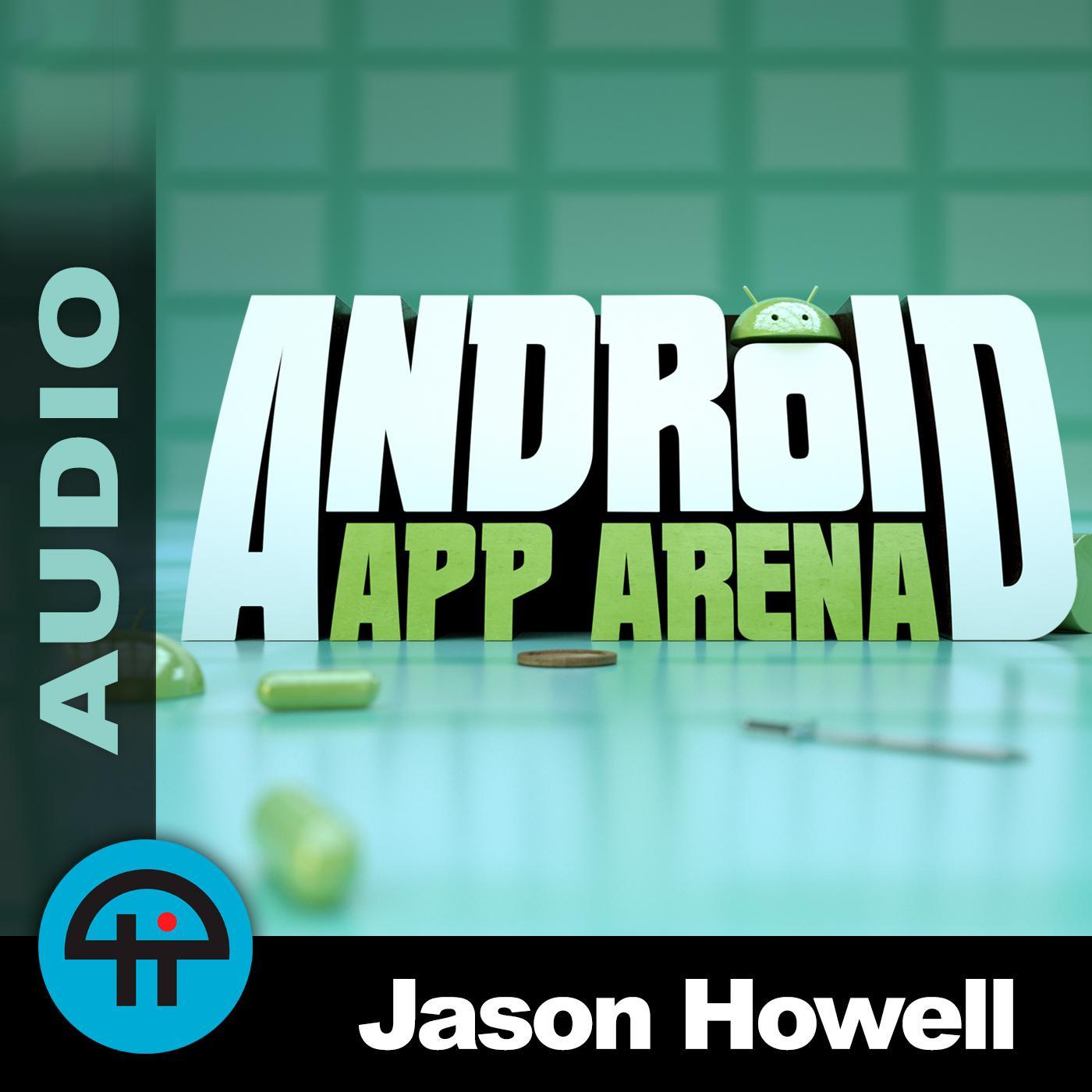 Android App Arena (Audio)