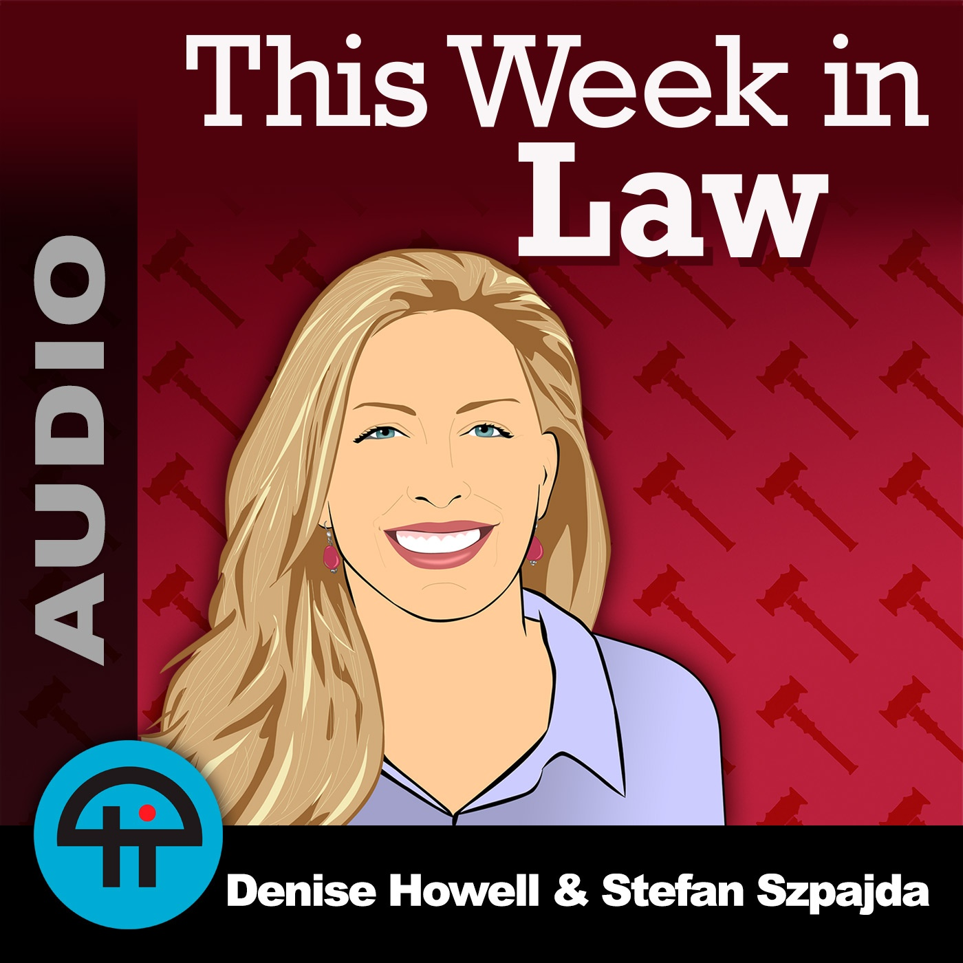 This Week in Law (Audio) Logo
