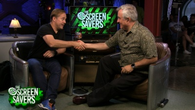 Jason Calacanis and Leo Laporte
