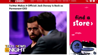 Can Jack Dorsey be the Next Steve Jobs?