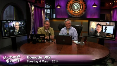 MacBreak Weekly 392