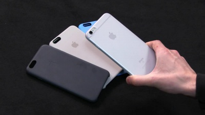 iPhone 6s Silicon Cases and Peel Super Thin Case