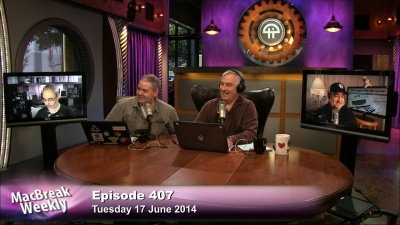 MacBreak Weekly 407