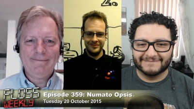 "Tim Ansell, an ""open source hardware geek"", joins Randal and Guillermo on FLOSS"