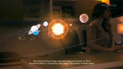 Magic Leap shows what its augmented reality tech can really do.