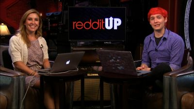 redditUP with Sarah Lane and OMGChad