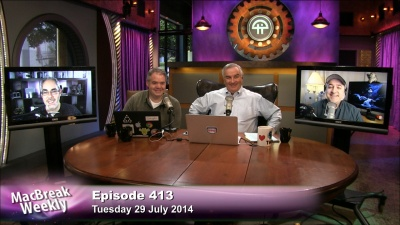 MacBreak Weekly 413