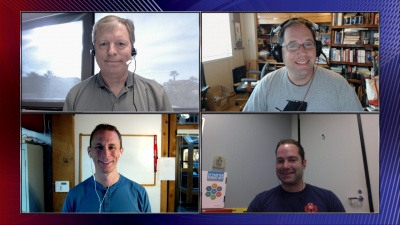 Ryan Cousins and David Scheltema join Randal and Aaron