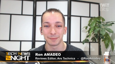 Ron Amadeo of Ars Technica