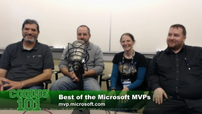 An all-star team of MVPs gather in Redmond, WA