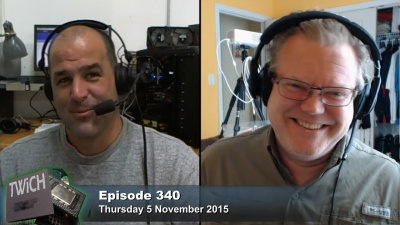 Robert Heron joins Patrick Norton on this episode of TWiCH