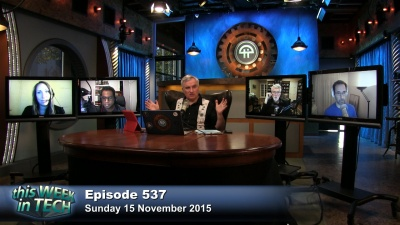Leo Laporte, Patrick Beja, Jennifer Booton, Devindra Hardawar, and Jeff Jarvis talk about what the Paris attacks might mean for data encryption moving forward.