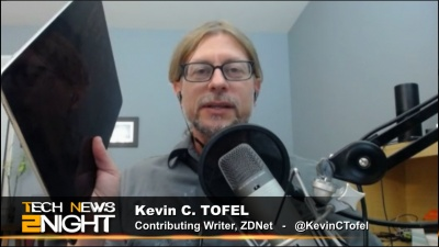 ZDNet's Kevin Tofel talks about what he can and cannot do with his new iPad Pro.