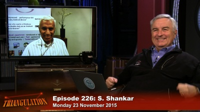 S. Shankar of AMI: Triangulation 226
