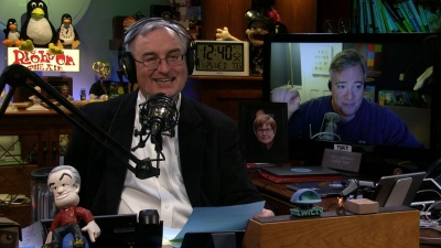 Paul Thurrott, Mary Jo Foley, and Leo Laporte