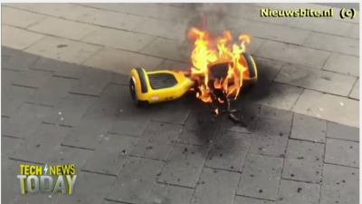 Amazon has pulled some of its hoverboards from its US and UK catalogue. A representative from leading hoverboard maker Swagway said they have to prove they're safe.
