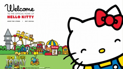Hello Kitty Town's passwords, forgotten password questions and answers, names, birthdays, and more have been exposed and posted online.