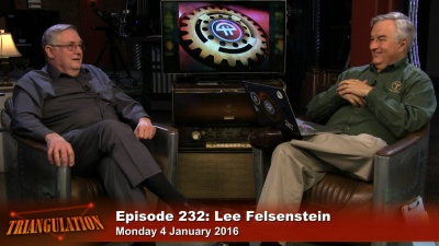 Lee Felsenstein: Triangulation 232