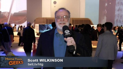Scott Wilkinson at CES 2016