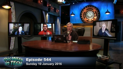 Leo Laporte, Serenity Caldwell, Jason Hiner, and Michael Nuñez talk about vars of the future, Peach, Broadway tweets, Binge On throttling, and more.