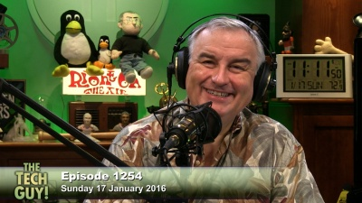 Leo Laporte, The Tech Guy
