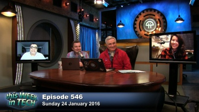 Om Malik, Iain Thomson, Leo Laporte, and Erin Griffith