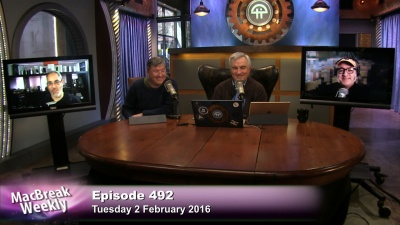 Rene Ritchie, Jason Snell, Leo Laporte, and Andy Ihnatko