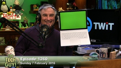 Leo Laporte answers your calls.