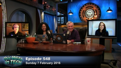 Leo Laporte, Georgia Dow, Philip Elmer-DeWitt, and Liberty Madison talk about Echo evolution, social media campaigning, verified Jiffpom, and more.