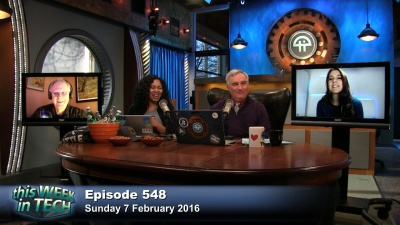 Leo Laporte, Georgia Dow, Philip Elmer-DeWitt, and Liberty Madison talk about Amazon's plans to open Brick-and-Mortar locations.