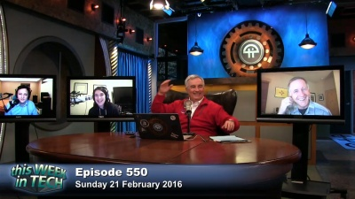 Leo Laporte, Ben Thompson, Ed Bott, and Christina Warren discuss the Apple DOJ case and more.