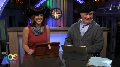 Leo Laporte and Megan Morrone talk about Chat bots, Apple vs. FBI, a handwriting keyboard, and more.