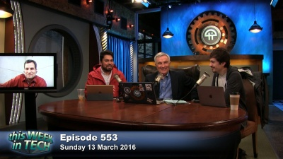 Leo Laporte, David Pogue, Mark Milian, and Nathan Olivarez-Giles discuss the big tech news stories of the week including President Obama's encryption speech at SXSW, AlphaGo leads 3-1 against Lee Se-dol, Apple announcement rumors, Android N preview highlights, and more...